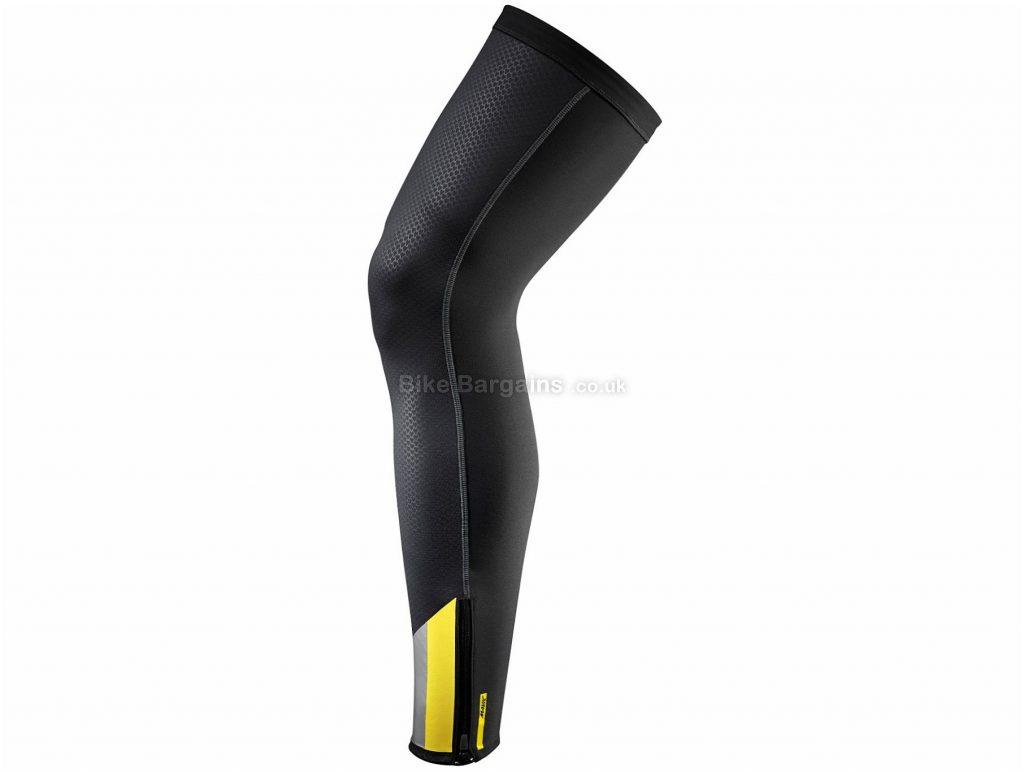 Mavic Vision Leg Warmers XS, S, L, Black