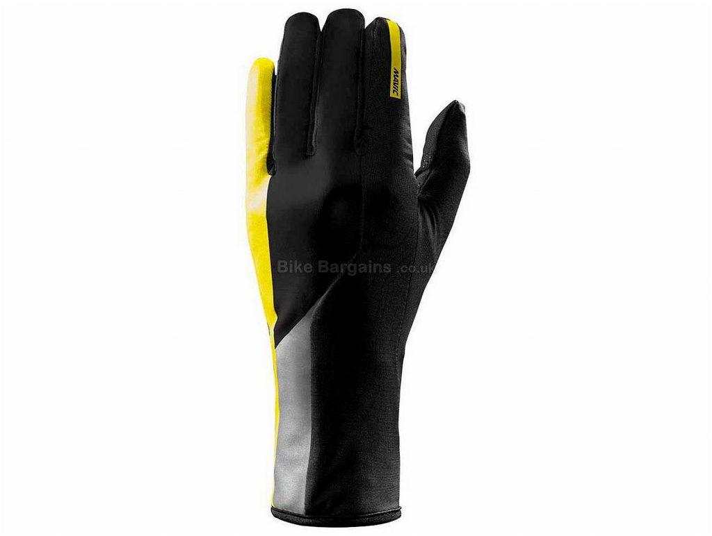 Mavic Vision Mid-Season Gloves 2017 XS, S, Black