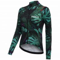 Morvelo Ladies Winter Jungle Long Sleeve Jersey 2019