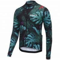 Morvelo Winter Jungle Long Sleeve Jersey 2019
