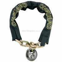 OnGuard Mastiff Series Chain Lock with Padlock