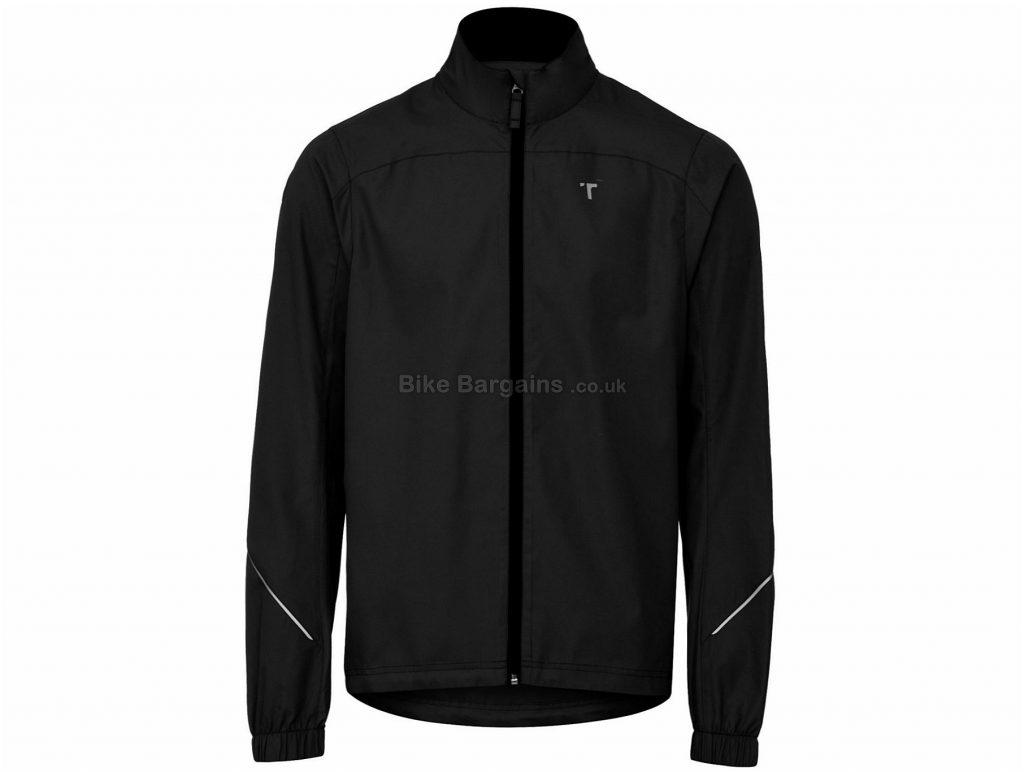 OneTen Waterproof Cycling Jacket M,L, Black
