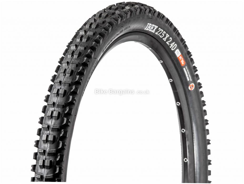 "Onza Ibex 27.5 Folding MTB Tyre 27.5"", 2.25"", Black, Kevlar, 850g"