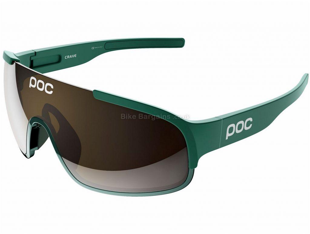 POC Crave Sunglasses 2017 Green, One Size
