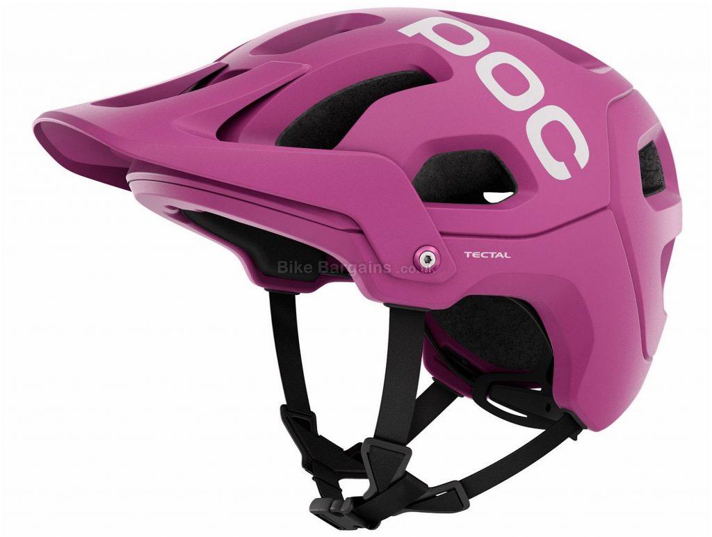 POC Tectal MTB Helmet 2016 XL,XXL, Pink, 16 vents, 340g