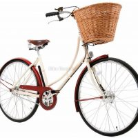 Pashley Sonnet 28 Pure Steel City Bike 2017