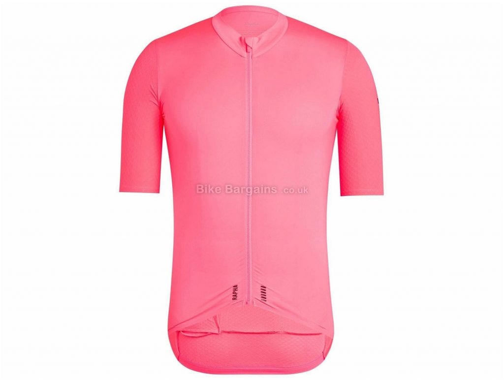 Rapha Archive Pro Team Aero Short Sleeve Jersey M, Pink, Short Sleeve
