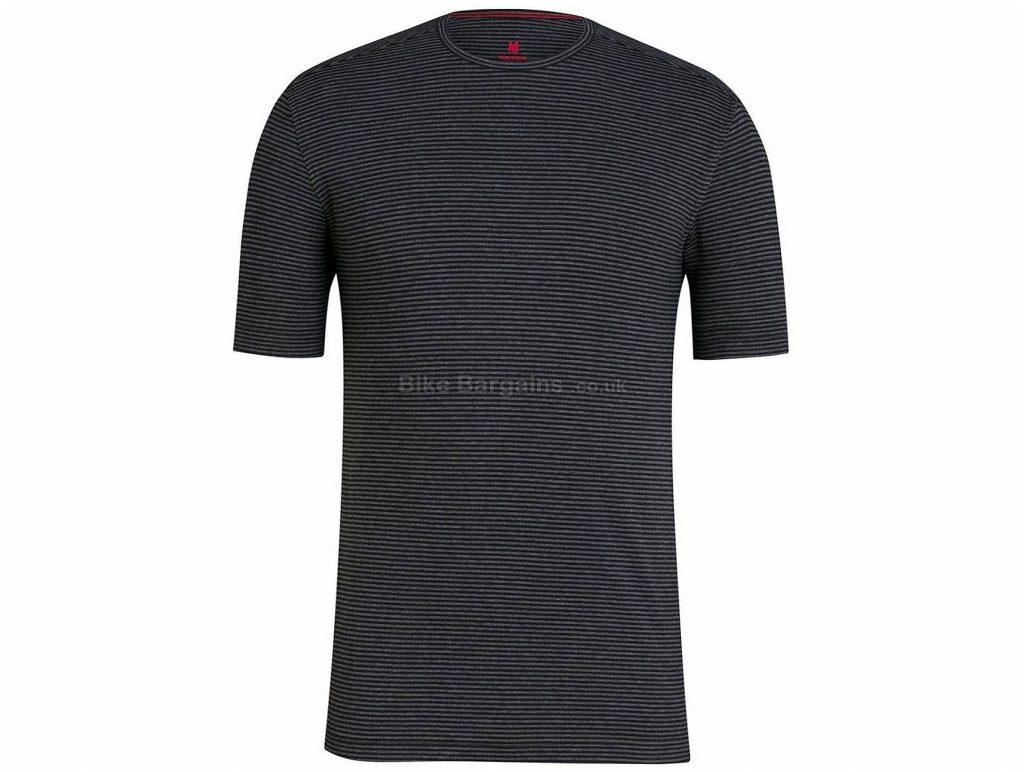 Rapha Cycle Club Short Sleeve T-shirt S, M, Grey