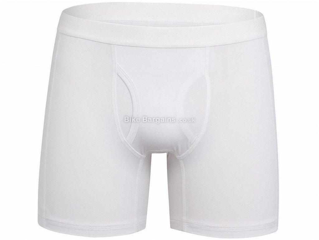 Rapha Essential Boxers XS, S, M, L, XL, XXL, White