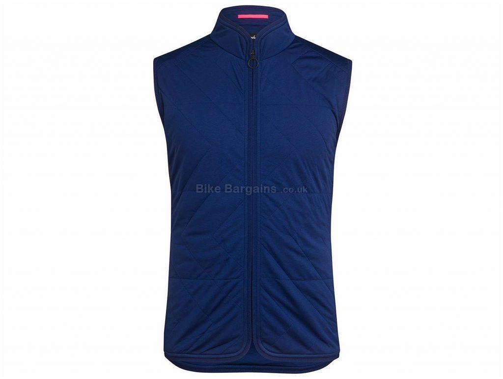 Rapha Insulated Sleeveless Gilet XS, Blue