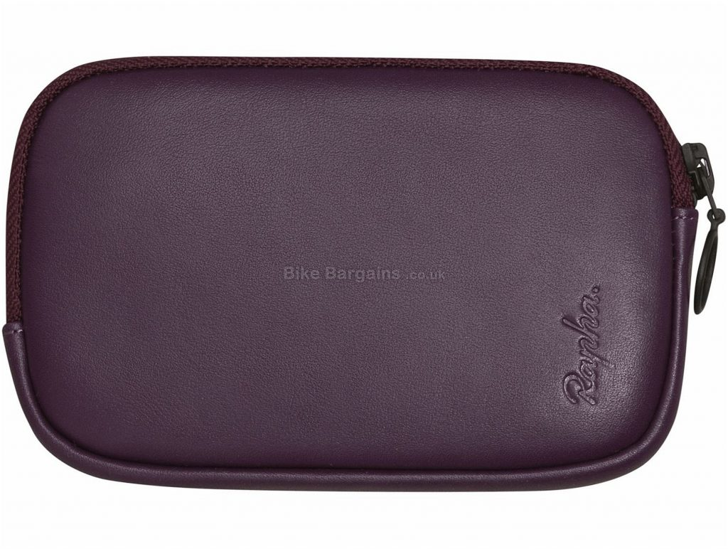 Rapha Leather Essentials Case One Size, Purple