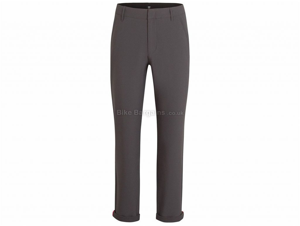 Rapha Loopback Relaxed Fit Trousers 2017 XS, Grey, Blue, Nylon, Relaxed Fit