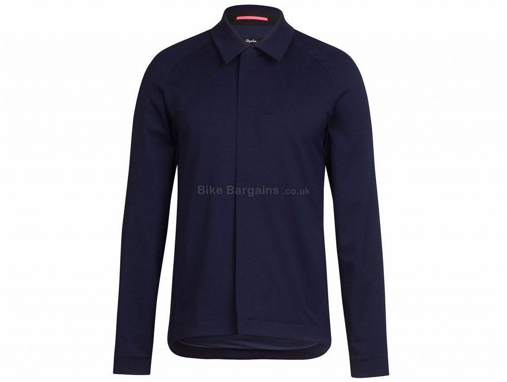 Rapha Windproof Wool Long Sleeve Jacket XL, Blue