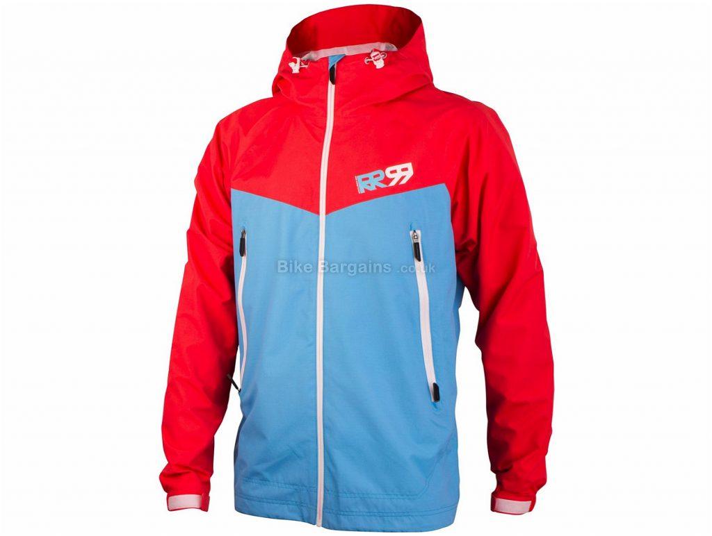 Royal Matrix MTB Jacket XS, Blue, Red