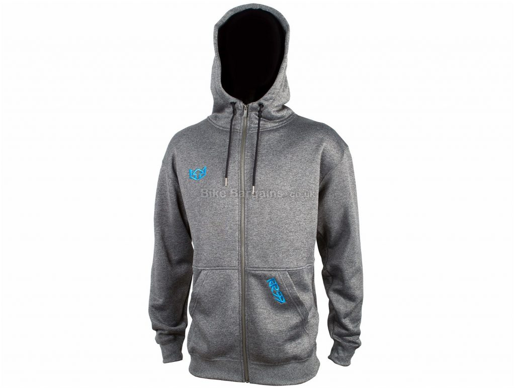 Royal RR Casual Hoodie XXL, Grey, Long Sleeve