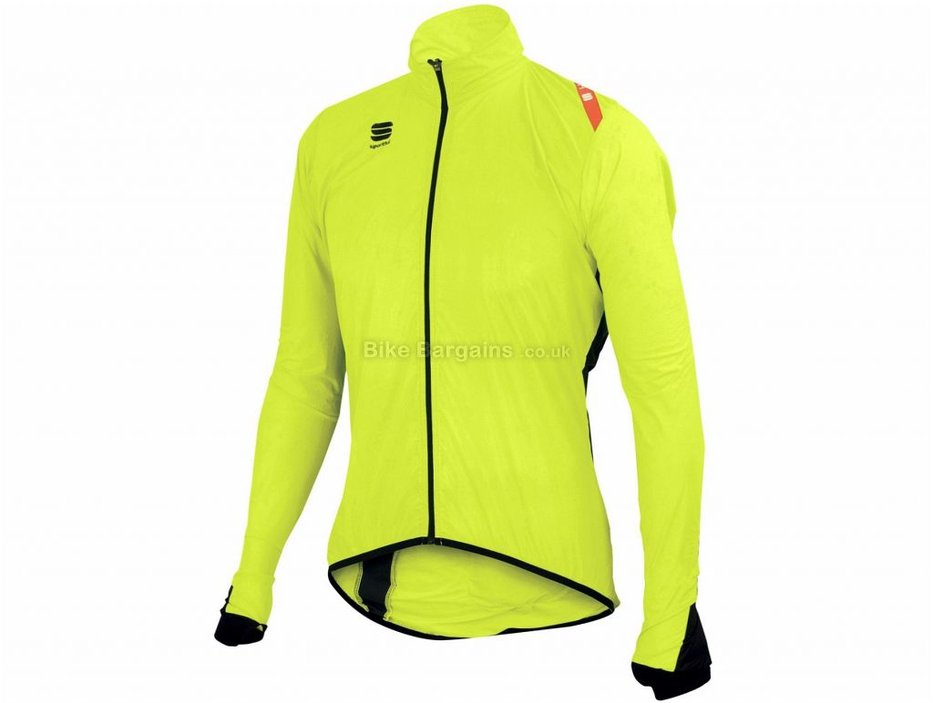 Sportful Hot Pack 5 Jacket 2017 XL, White, Blue, Black, Red