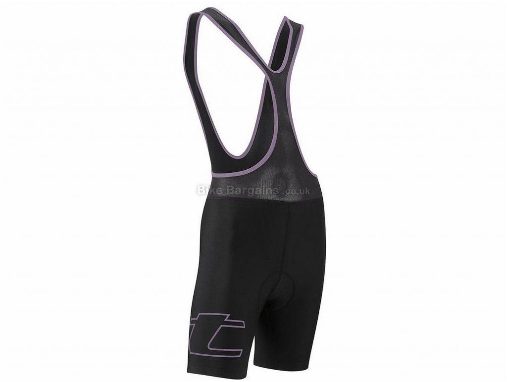 Tenn Ladies Summit Bib Shorts 12,14,16, Black