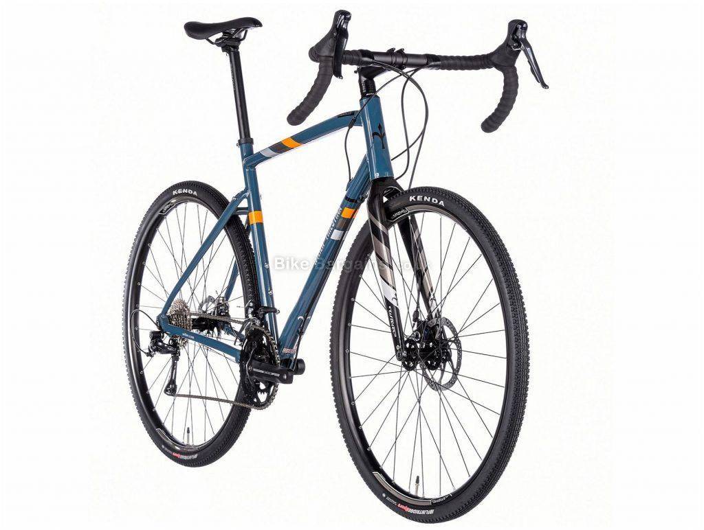 Wilier Jareen Sora Disc Alloy Road Bike 2019 XS,XL, Blue, Alloy, 700c, 22 Speed, Disc