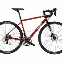 Wilier Jaroon 105 Adventure Disc Steel Road Bike 2019