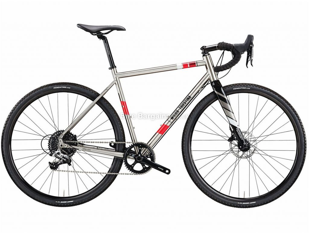 Wilier Jaroon Rival Adventure Disc Steel Road Bike 2019 M, Red, Steel, 700c, 10.5kg, 11 Speed, Disc