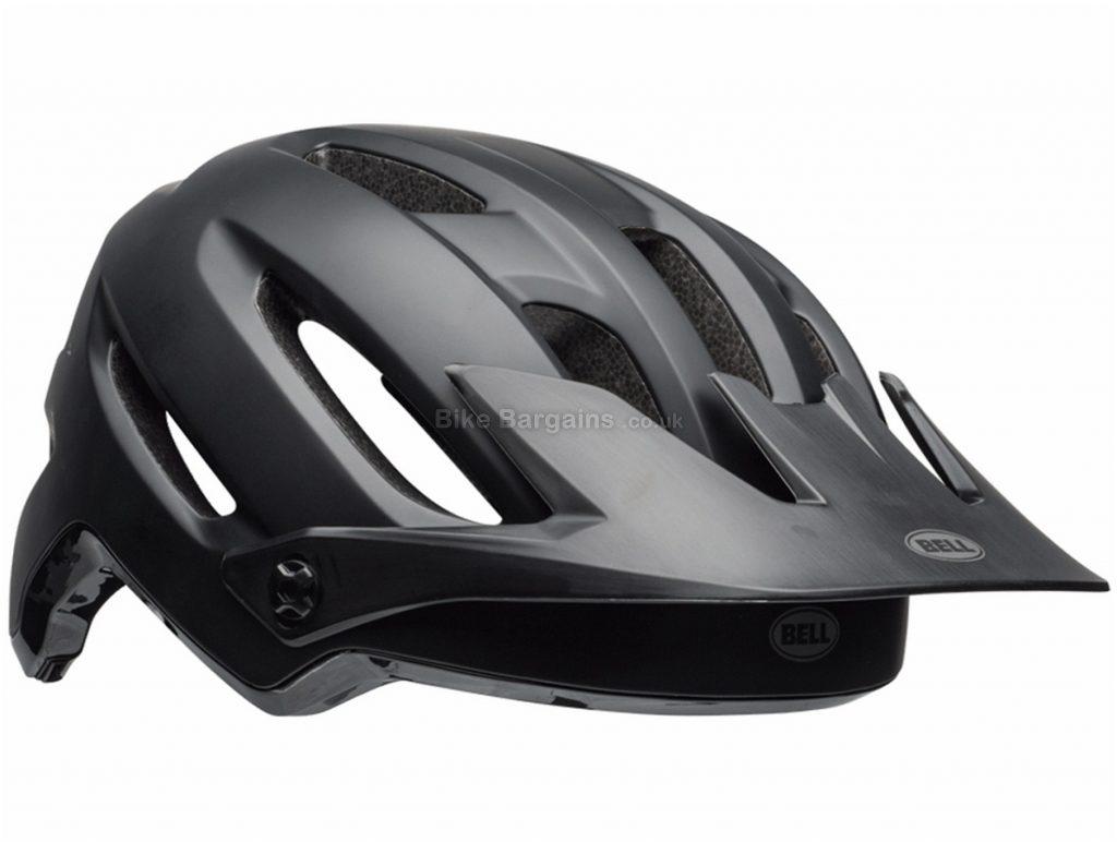 Bell 4Forty MTB Helmet 2018 L, Brown, Black, 15 vents, 324g