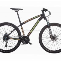Bianchi Duel 27S Acera Alloy Hardtail Mountain Bike 2017
