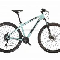Bianchi Duel 27s Acera Alloy Hardtail Mountain Bike 2018