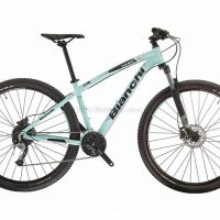 Bianchi Duel 29s Acera Alloy Hardtail Mountain Bike 2018