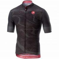 Castelli Finestre Short Sleeve FZ Jersey