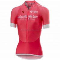 Castelli Giro D'Italia Climbers Ladies Short Sleeve Jersey