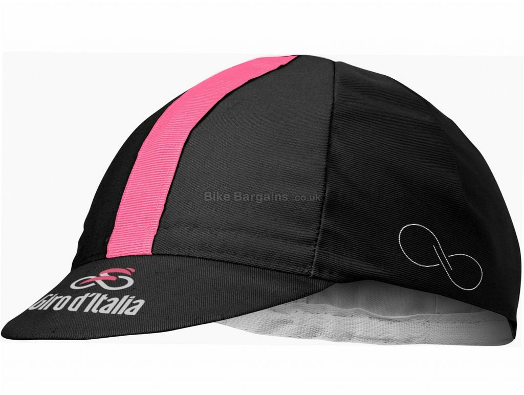 Castelli Giro D'Italia Cap One Size, Purple, Black, Pink, 39g, Cotton