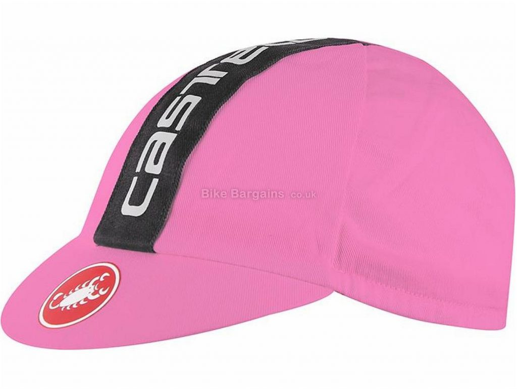 Castelli Retro 3 Cycling Cap 2018 One Size, Red, Grey, Blue, 47g