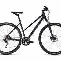 Cube Nature SL Trapeze Ladies Alloy Touring Bike 2018