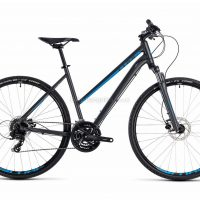 Cube Nature Trapeze Ladies Alloy Touring Bike 2018