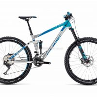 Cube Stereo 160 SL 27.5 Alloy Full Suspension Mountain Bike 2018