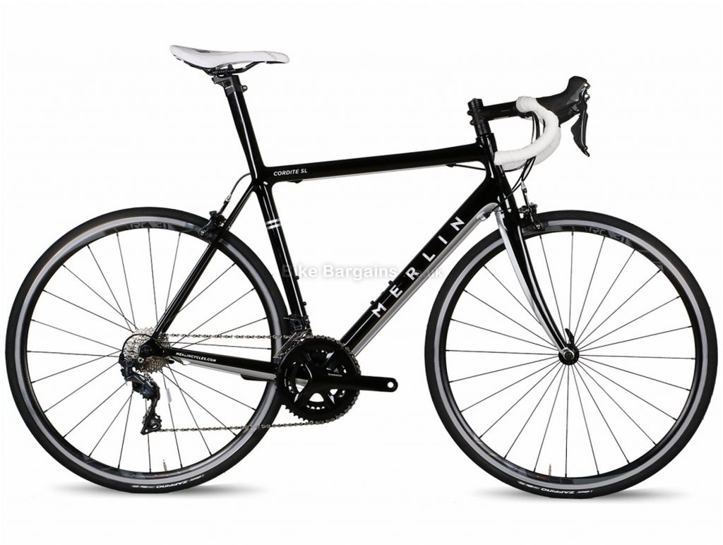 Merlin Cordite SL Ultegra R8000 Carbon Road Bike 2018 XS,S,M,L,XL, Black, Carbon, Calipers, 22 Speed, 700c