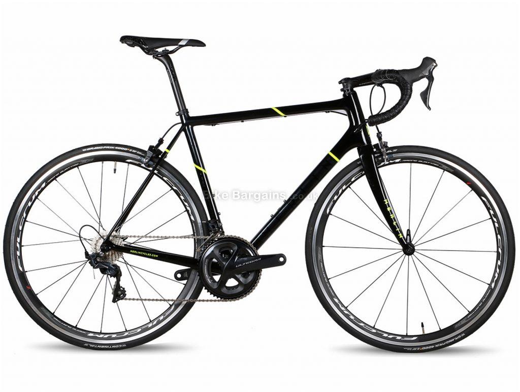 Merlin Nitro SL Carbon Road Bike 2018 S,M,L,XL, Black, Carbon, Calipers, 22 Speed, 700c