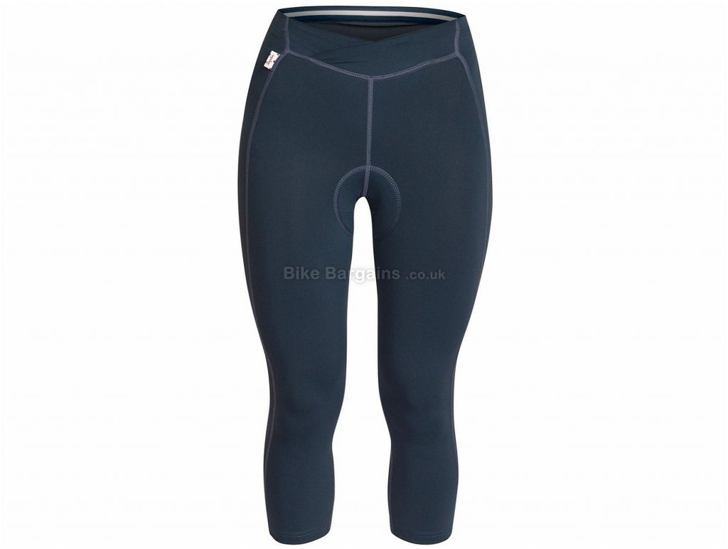 Rapha Ladies 3/4 Tights XS, Blue