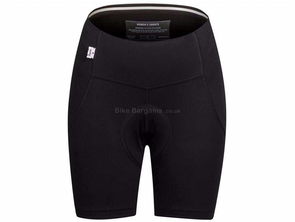 Rapha Ladies Shorts XXS, Black