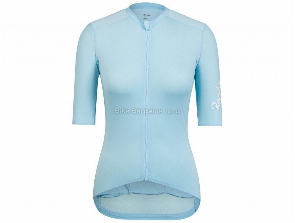Rapha Ladies Souplesse Aero Jersey M,L,XL, Purple, Short Sleeve