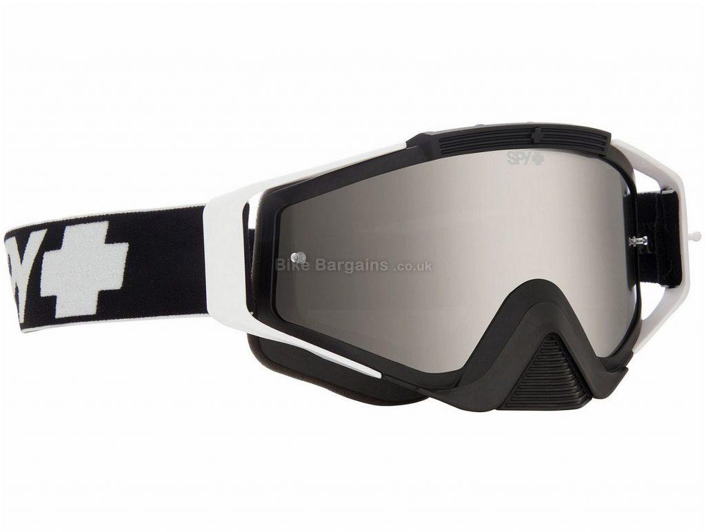 Spy Optic Omen MTB Goggles 2019 Red, UV Protection