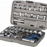 X-Tools 34 Piece Go-Through Socket Set
