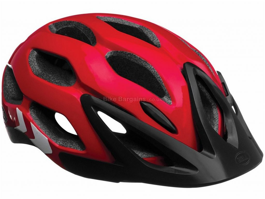 Bell Indy MTB Helmet M, Red, 325g, 15 vents