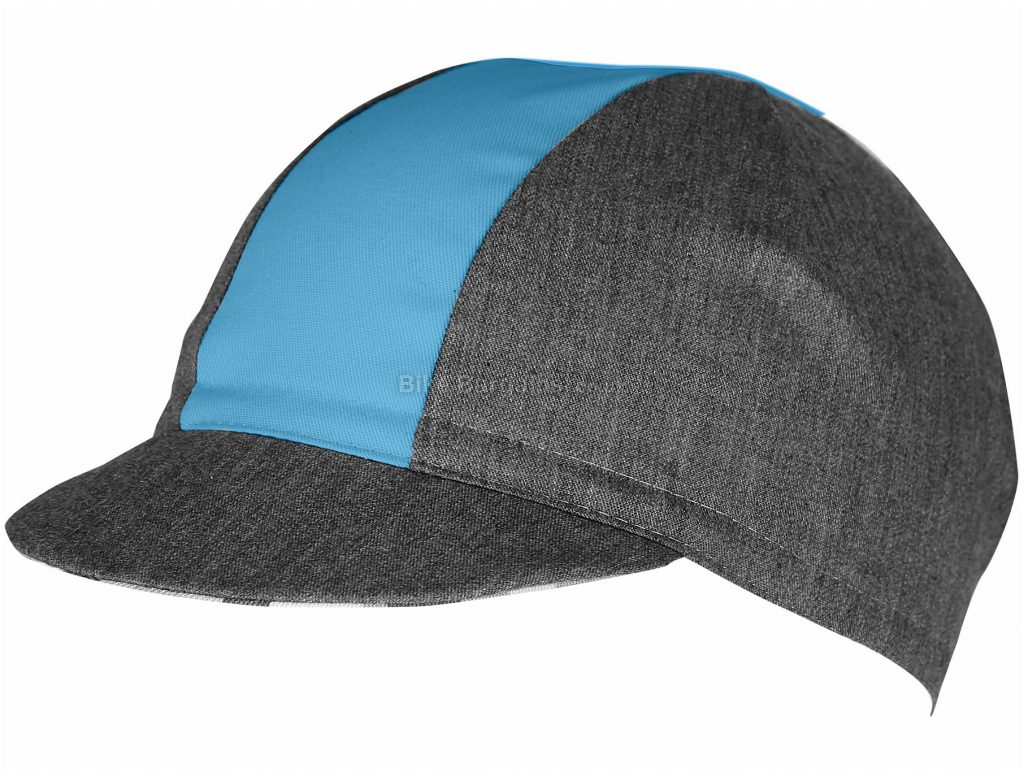 Castelli Geo Cycling Cap One Size, Grey, White