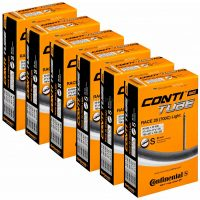 Continental Quality Road Inner Tubes 6 Pack