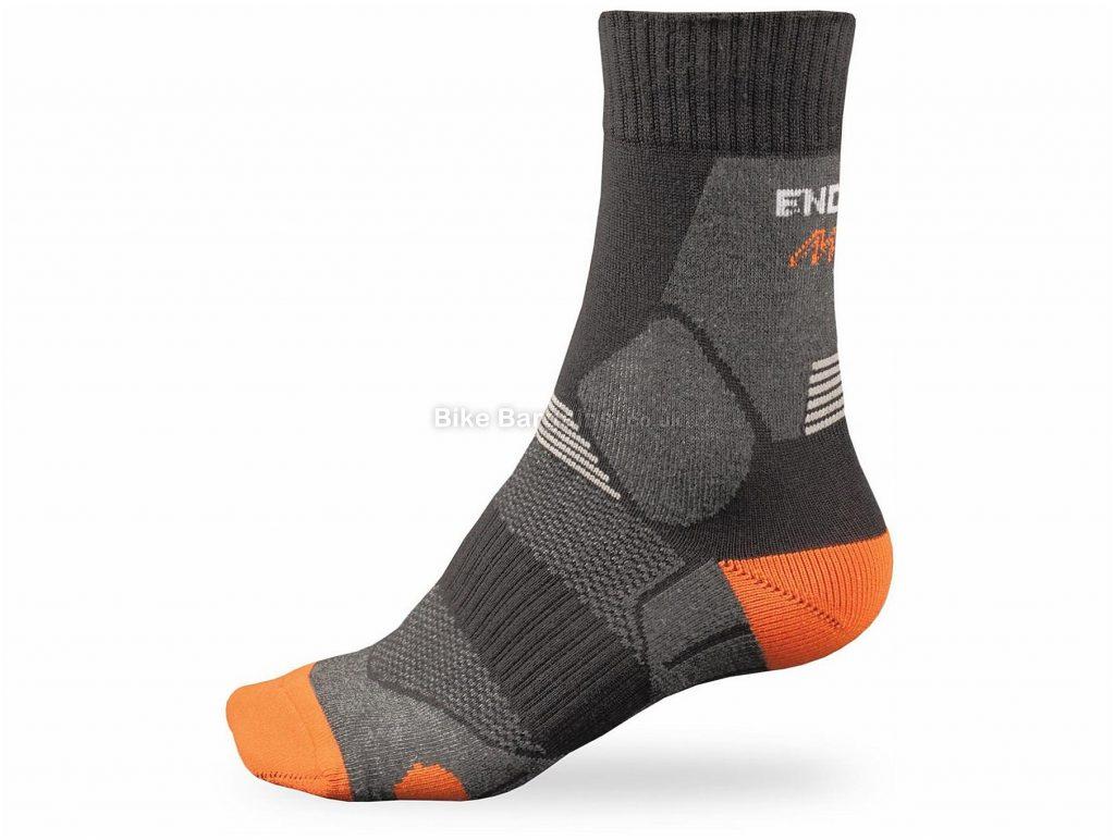 Endura MTR Socks S,M, Black