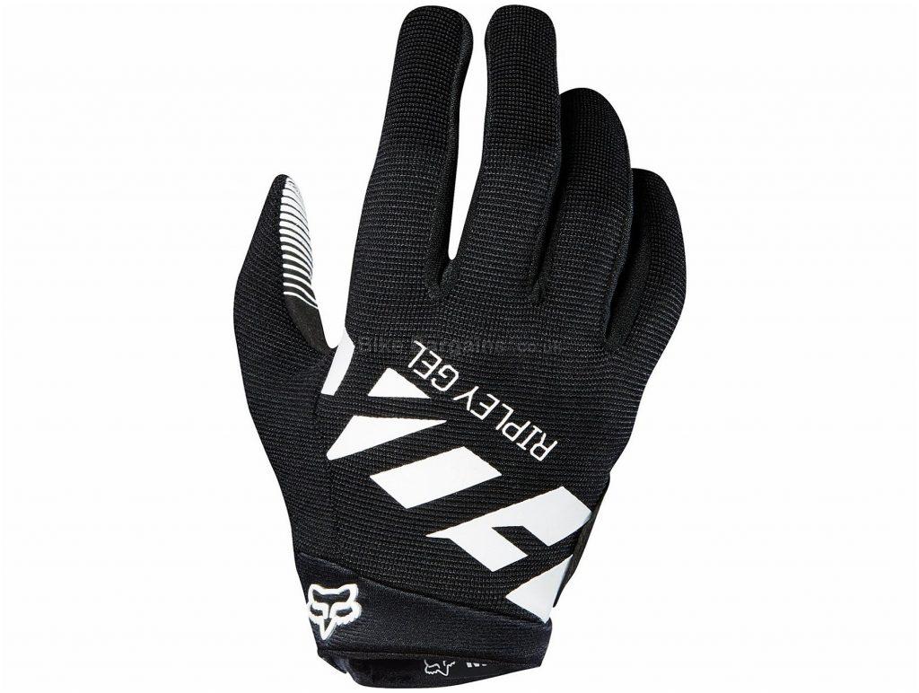 Fox Clothing Ripley Gel Ladies Gloves S, Turquoise, Full Finger