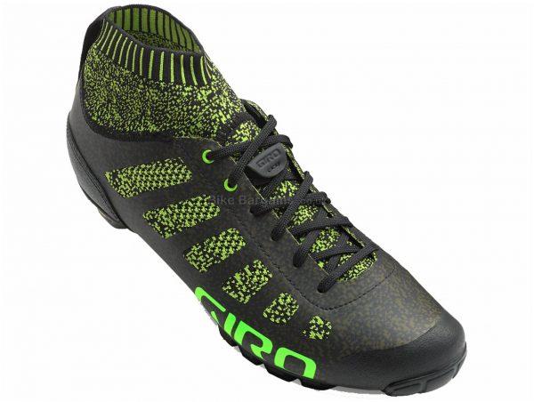 Giro Empire VR70 Knit MTB Shoes 40, 41, 45, 46, 47, 48, Black, Blue, Green, Carbon, 380g