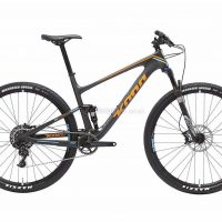 Kona Hei Hei Race Deluxe Carbon Full Suspension Mountain Bike 2017