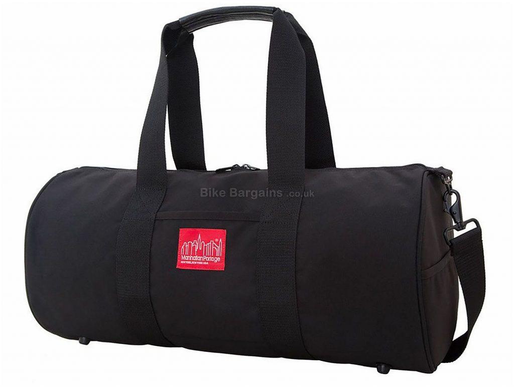 Manhattan Chelsea Drum Bag 2018 M, Black, 46cm, 20cm